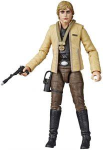 Figura de Luke Skywalker ceremonia de Yavin de Hasbro - Figuras coleccionables de Luke Skywalker de Star Wars