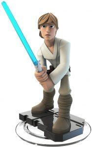 Figura de Luke Skywalker de Disney Infinity - Figuras coleccionables de Luke Skywalker de Star Wars