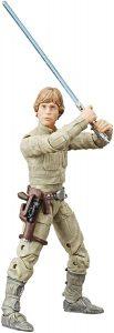 Figura de Luke Skywalker de Hasbro - Figuras coleccionables de Luke Skywalker de Star Wars