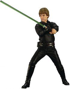 Figura de Luke Skywalker de Kotobukiya - Figuras coleccionables de Luke Skywalker de Star Wars