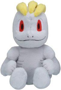 Figura de Machop de Peluche - Figuras coleccionables de Machop de Pokemon