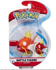 Figura de Magikarp de Pokemon Battle - Figuras coleccionables de Gyarados de Pokemon