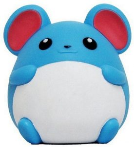 Figura de Marill de Takara Tomy - Figuras coleccionables de Marill de Pokemon