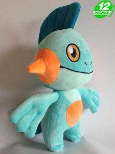 Figura de Marshtomp de Peluche - Figuras coleccionables de Marshtomp de Pokemon