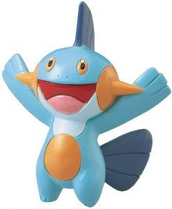 Figura de Marshtomp de Takara Tomy - Figuras coleccionables de Marshtomp de Pokemon