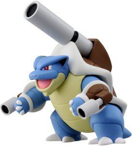 Figura de Mega Blastoise de Takara Tomy - Figuras coleccionables de Blastoise de Pokemon