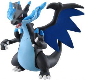 Figura de Mega Charizard X de Takara Tomy - Figuras coleccionables de Charizard de Pokemon