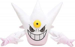 Figura de Mega Gengar Blanco de Peluche - Figuras coleccionables de Gengar de Pokemon