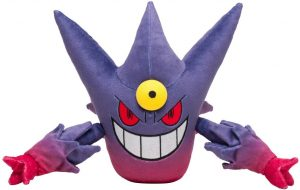 Figura de Mega Gengar de Peluche - Figuras coleccionables de Gengar de Pokemon
