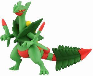 Figura de Mega Sceptile de Takara Tomy - Figuras coleccionables de Treecko de Pokemon