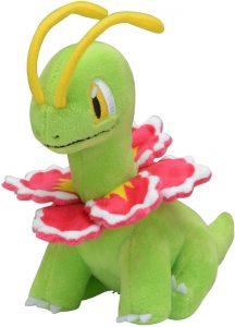Figura de Meganium de Peluche - Figuras coleccionables de Chikorita de Pokemon