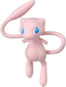 Figura de Mew de Takara Tomy - Figuras coleccionables de Mew de Pokemon