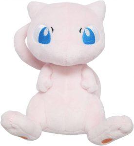 Figura de Mew de peluche - Figuras coleccionables de Mew de Pokemon