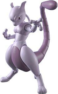 Figura de Mewtwo de Bandai - Figuras coleccionables de Mewtwo de Pokemon