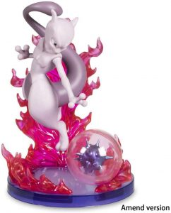 Figura de Mewtwo de Collection - Figuras coleccionables de Mewtwo de Pokemon