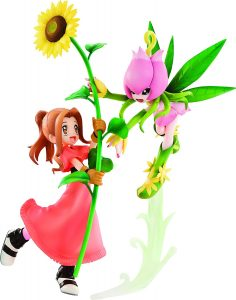 Figura de Mimi y Lilimon de Digimon de Megahouse - Figuras coleccionables de Digimon