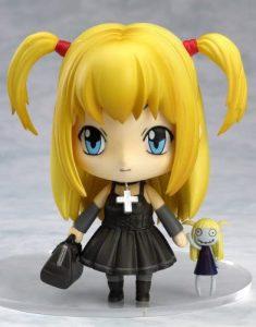 Figura de Misa de Good Smile Company - Figuras coleccionables de Ryuk de Death Note