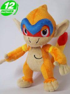Figura de Monferno de Peluche - Figuras coleccionables de Monferno de Pokemon