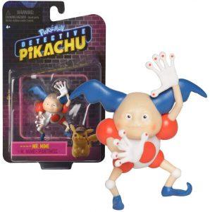 Figura de Mr. Mime de Detective Pikachu - Figuras coleccionables de Mr. Mime de Pokemon