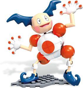 Figura de Mr. Mime de Mega Construx - Figuras coleccionables de Mr. Mime de Pokemon