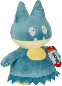 Figura de Munchlax de Peluche - Figuras coleccionables de Munchlax de Pokemon