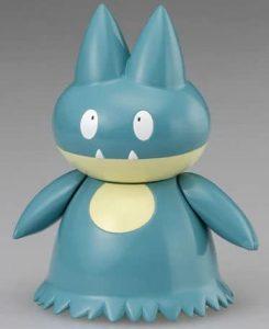 Figura de Munchlax de Takara Tomy - Figuras coleccionables de Munchlax de Pokemon