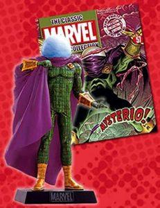 Figura de Mysterio de Eaglemoss - Figuras coleccionables de Mysterio