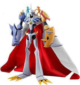 Figura de Omegamon de Digimon de Bandai - Figuras coleccionables de Digimon