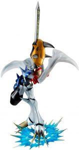 Figura de Omegamon de Digimon de Megahouse - Figuras coleccionables de Digimon