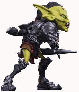 Figura de Orco de Moria de Weta Collectibles - Figuras coleccionables de Orco de Moria del Señor de los anillos