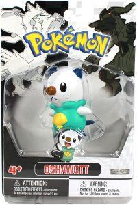 Figura de Oshawott de Jakks Pacific - Figuras coleccionables de Oshawott de Pokemon