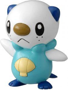 Figura de Oshawott de Takara Tomy - Figuras coleccionables de Oshawott de Pokemon