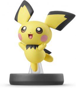 Figura de Pichu de Amiibo - Figuras coleccionables de Pichu de Pokemon