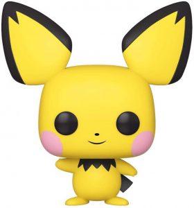 Figura de Pichu de FUNKO POP - Figuras coleccionables de Pichu de Pokemon