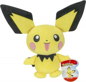 Figura de Pichu de Peluche - Figuras coleccionables de Pichu de Pokemon