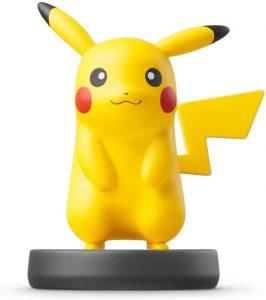 Figura de Pikachu de Amiibo - Figuras coleccionables de Pikachu de Pokemon