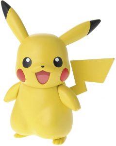 Figura de Pikachu de Bandai - Figuras coleccionables de Pikachu de Pokemon