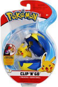 Figura de Pikachu de Bizak - Figuras coleccionables de Pikachu de Pokemon