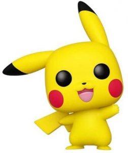 Figura de Pikachu de FUNKO POP - Figuras coleccionables de Pikachu de Pokemon