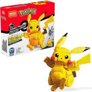 Figura de Pikachu de Mega Construx - Figuras coleccionables de Pikachu de Pokemon