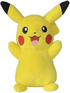 Figura de Pikachu de Peluche de Bandai - Figuras coleccionables de Pikachu de Pokemon