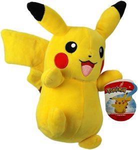 Figura de Pikachu de Peluche de Pokemon barato - Figuras coleccionables de Pikachu de Pokemon