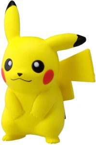 Figura de Pikachu de Takara Tomy - Figuras coleccionables de Pikachu de Pokemon