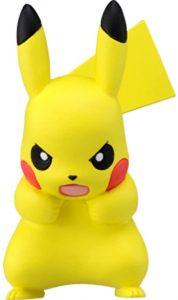 Figura de Pikachu enfadado de Takara Tomy - Figuras coleccionables de Pikachu de Pokemon