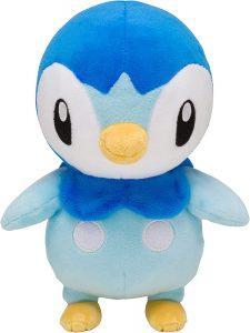 Figura de Piplup de Peluche - Figuras coleccionables de Piplup de Pokemon