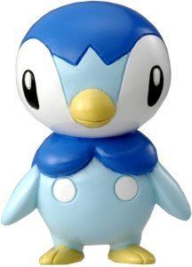 Figura de Piplup de Takara Tomy - Figuras coleccionables de Piplup de Pokemon