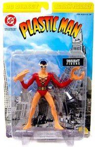 Figura de Plastic Man de DC Direct - Figuras coleccionables de Plastic Man