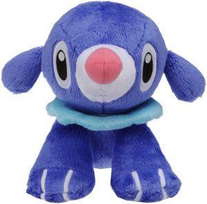 Figura de Popplio de Peluche - Figuras coleccionables de Popplio de Pokemon