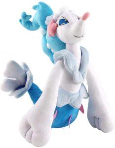 Figura de Primarina de Peluche - Figuras coleccionables de Primarina de Pokemon