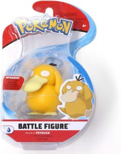 Figura de Psyduck de Pokemon Battle - Figuras coleccionables de Psyduck de Pokemon
